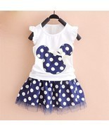 DUDU&DIDI® 1-4Y Summer Baby Kid Girls Princess Clothes Cartoon Party Min... - €11,80 EUR