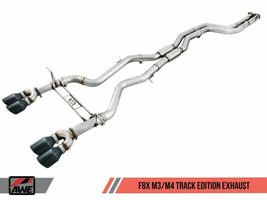 AWE Tuning BMW F8X M3/M4 Non-Resonated Track Edition  Performance Exhaust  - $2,074.05