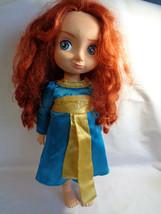 "Disney Animators Toddler Brave Merida Doll 16"" - $19.75"