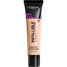 L'oreal Infallible Total Cover 1 oz - 303 Nude Beige - $7.69