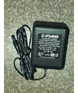 OEM POTRANS WD481201000 12VDC 1A Power Supply Transformer Class 2 - $5.93