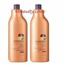 Pureology Curl Complete Shampoo , Conditioner 33.8oz Liter -SELECT - $73.93+