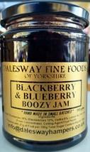 Blackberry & Blueberry Boozy ''Xtra Jam'' In a 340g Jar - $4.18