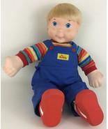 My Buddy Doll Blond Blue Eyes 22'' w/ Shoes Socks Vintage 1985 Hasbro Pl... - $123.70