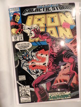 #278 Iron Man 1992  Marvel Comics B139 - $3.99