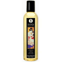 SHUNGA EROTIC MASSAGE OIL  EXCITATION ORANGE New 8 oz - $13.96