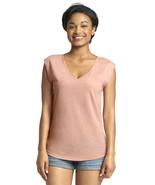 Marky G N5040 Women's 3-Pack Festival Sleeveless V-Neck T-Shirt, Desert ... - $22.27