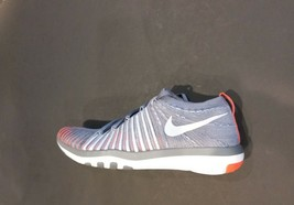 Womens NIKE FREE TRANSFORM FLYKNIT Cool Grey Running Trainers 833410 006 - $59.00