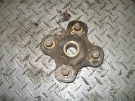 YAMAHA 1991 BIG BEAR 350 4x4  LEFT REAR HUB  PART 26,075 - $25.00