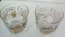 The Old Taylor Distillery Drinking Glasses - $18.70
