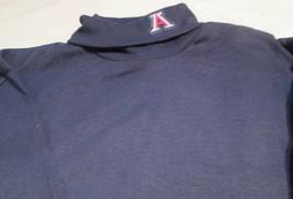 Arizona Wildcat T-Shirt Majestic Medium Long Sleeve Turtle Neck Embroidery  NCAA - $13.99