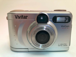 Vivitar ViviCam 3615 Digital Camera In Mfg Box for Parts - $10.66