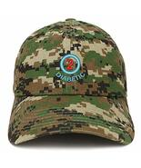 Trendy Apparel Shop Type Two Diabetic Embroidered Brushed Cotton Cap - D... - $18.99