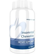 Designs for Health Insomnitol Chewables - Melatonin, L-Theanine + 5-HTP ... - $37.67