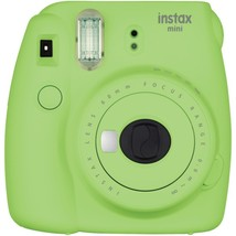 Fujifilm 16550655 instax mini 9 Instant Camera (Lime Green) - $82.22