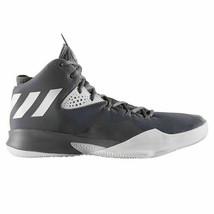 adidas Mens Basketball Shoes Dual Threat 2017 Athletic Sport Training Gy... - $76.98