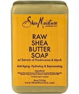 Shea Moisture Raw Shea Butter Bar Soap-8 oz - $6.81