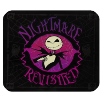 Mouse Pads The Nightmare Before Christmas Jack Sally Tim Burton Movie Mousepads - $6.00