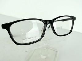 Unkown F83752 (C173) Shiny Black  54 x 16 142 mm BUDGET Eyeglass Frames - $19.75
