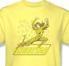 The Cheetah T-shirt Free Shipping vintage 80s Saturday Morning Cartoon DCO308 image 1