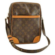 LOUIS VUITTON Monogram Danube GM Shoulder Bag M45262 LV Auth ar1640 **St... - $580.00