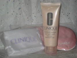 Clinique Moisture Surge Overnight Mask 2.5 oz/75 ml with Headband and Sleep Mask - $10.98