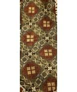 "Zianetti Italian Silk Collection ~ 100% Silk ~ 57"" Long ~ Multicolored N... - $15.84"
