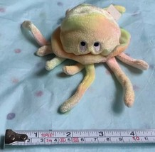 """Vintage TY Beanie Baby GOOCHY Octopus 1999 Used And Nice Condition 4.5"""" - $14.00"""