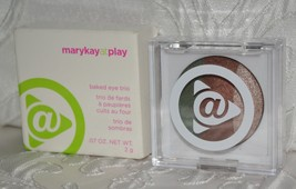 Baked Eye Trio Mary Kay At Play (Earth Bound) - $9.89