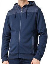 Hugo Boss Men's Premium Zip-Through Hoodie Sweatshirt Jacket With Curved Logo image 7