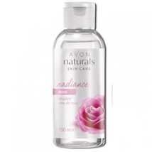 Avon Naturals Skin Care Radiance Rose Water Refreshes & Hydration toner ... - $5.26