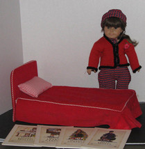 Vintage American Girl MOLLY Doll, Bed & Set of 4 Books - $149.98