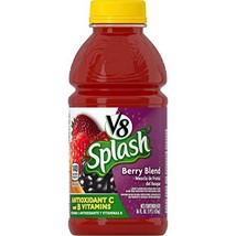 V8 Splash Berry Blend, 16 oz. Bottle Pack of 12 - $30.17