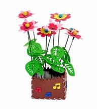 PANDA SUPERSTORE 2 Sets of Creative Unfading Children DIY Potted Decorative EVA