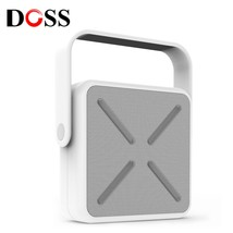 DOSS DS - 2022 Outdoor Portable Wireless Bluetooth(WHITE) - $41.39 CAD