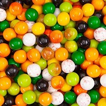 "Gumballs for Gumball Machine - Garden Berries and Fruits 25 mm 1"" Bubble Gum Bal"