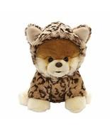 "GUND World's Cutest Dog Boo Leopard Outfit Plush Stuffed Animal 9"" New F... - $23.75"