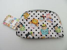 London Soho New York Disney Tsum Cosmetic Bag New - $8.26