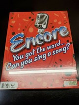 Endless Games Encore - You got the word...Can you sing a song? - NEW - S... - $14.68
