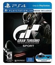 Gran Turismo Sport - Limited Edition - PlayStation 4 - $31.77