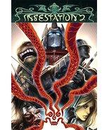 Infestation 2: The Complete Series [Hardcover] Swierczynski, Duane; Cril... - $15.29