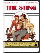 The Sting DVD - $9.95
