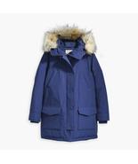Levi's EDITH PARKA - Down coat Women's indigo - $160.41 - $230.32