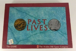 Past Lives Board Game 1988 Avalon Hill Rare Complete New Opened Box - $93.49