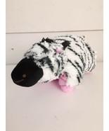 Pee Wee Pillow Pet Zippity Zebra EUC As Seen On TV - $9.50