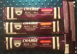 Royal Sport LTD. CHARGE BCAA-SAA variety 36 servingsin 3 flavors New - $8.59