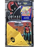 Kenner DC Comics Batman: The Animated Series Robin (with Turbo Glider) A... - $39.11