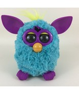 Furby Boom Interactive Toy Pet Hasbro 2012 Blue Purple Tested Robotic To... - $42.73