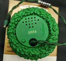 Hallmark Keepsake Ornament Conversations with Santa Motion & Voice 1994  - $6.92