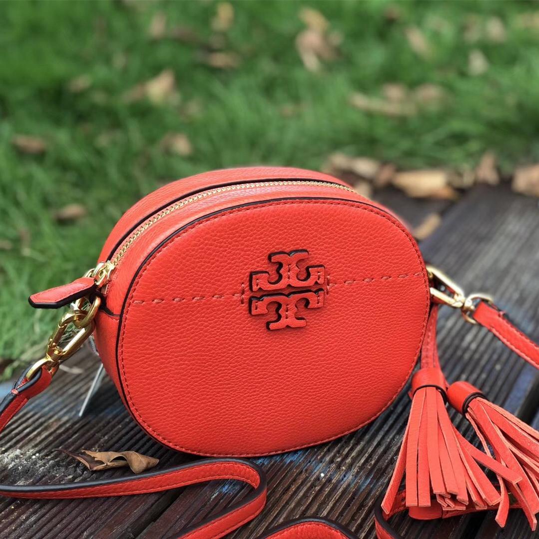 2e0dd9882 NWT Tory Burch Mcgraw Round Crossbody Bag and 50 similar items. Img 5279